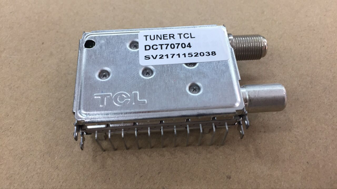 DCT70704 tuner tcl New