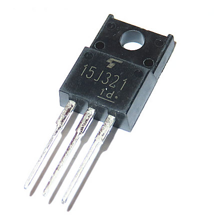 15J321 GT15J321 TO-220F  15A 600V IGBT 5pcs/lot
