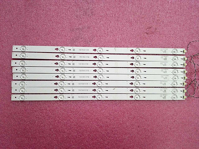 tot48d2700_8x5_3030c_v3 led strip used and tested set